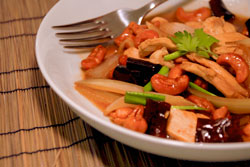 Chicken & Cashew Nuts