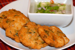 Thai Fish Cakes